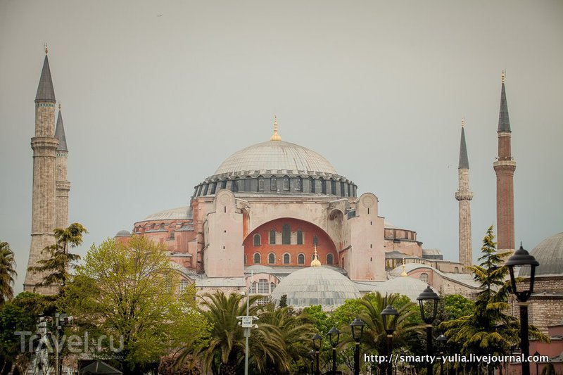 Константинополь: Софийский собор / Турция