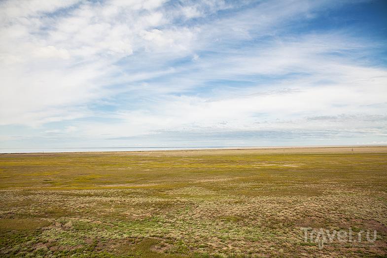 Озеро Эльтон / Фото из России