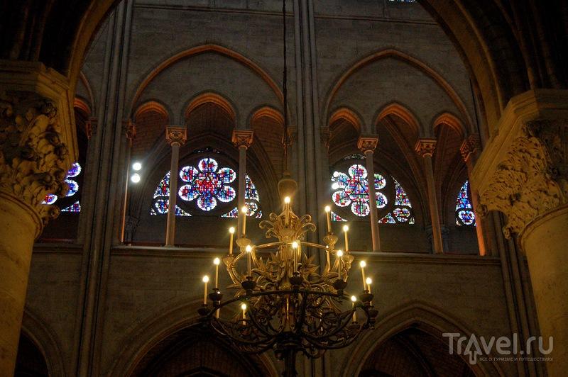 Собор Парижской Богоматери / Франция