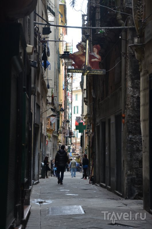 Старый-старый город. / Фото из Италии