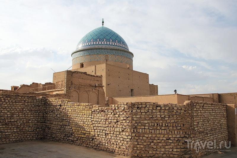 Трезвый взгляд на Иран. Йезд (Yazd) и Мейбод (Meybod) / Иран