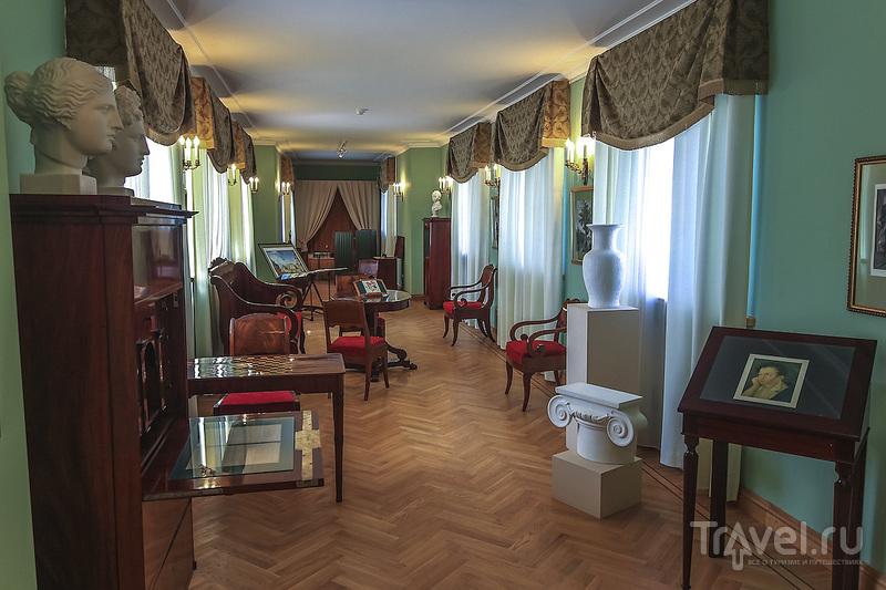 Пушкинский лицей в Царском Селе