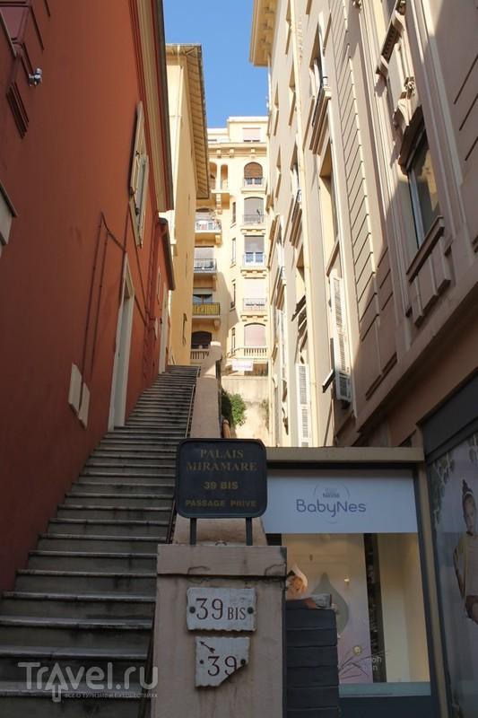 Монако - маленькая страна для очень богатых / Монако