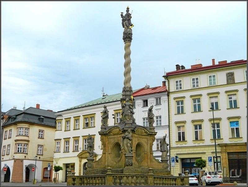 Оломоуц, Чехия / Фото из Чехии