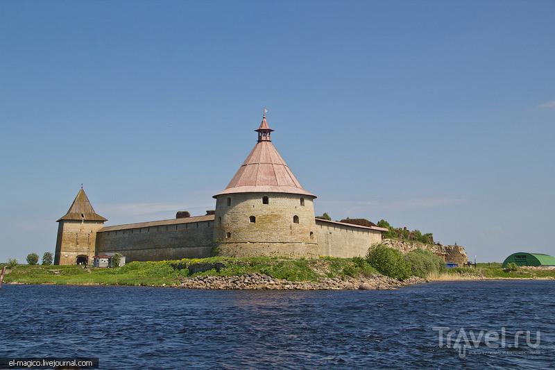 Крепкий Орешек и усадьба Богословка / Фото из России