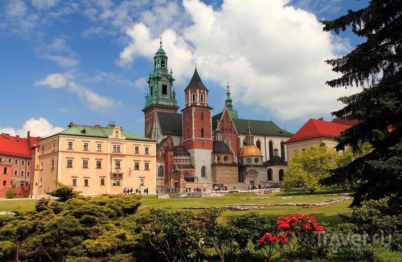 Краков. Вавель / Польша