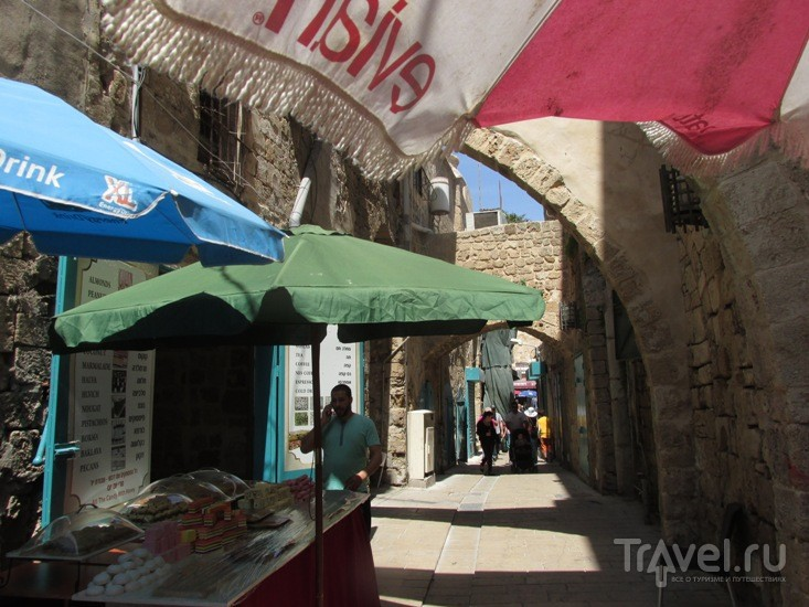 Прогулка по старому Акко / Израиль