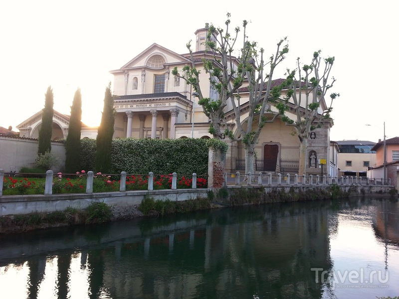 Сырная столица Ломбардии / Италия