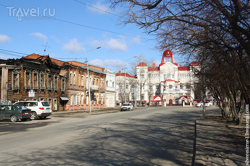 Небольшая прогулка по Томску / Россия