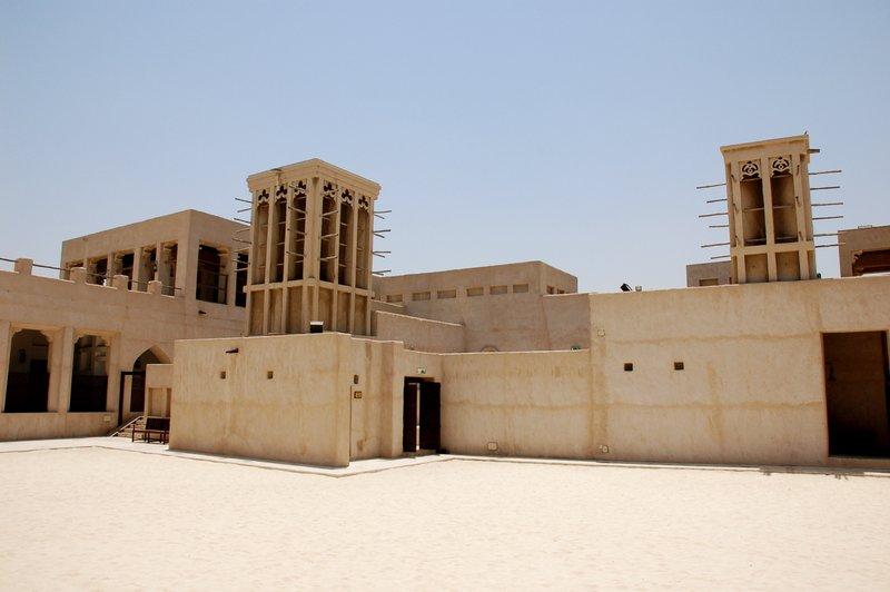 Дом Шейха Саида, в котором теперь располагается музей