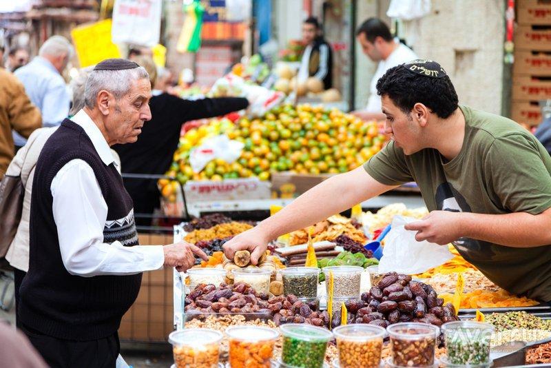Рынок пользуется популярностью как у местных жителей, так и у туристов
