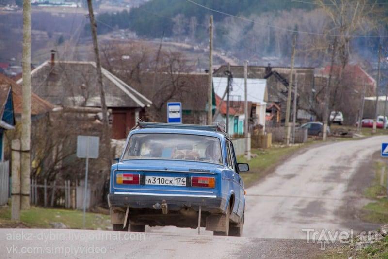 Катав-Ивановск. Уральская глубинка / Россия