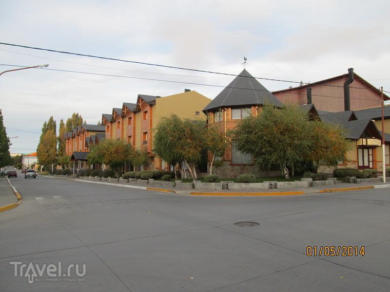 Перелет Буэнос-Айрес - Эль-Калафате / Аргентина
