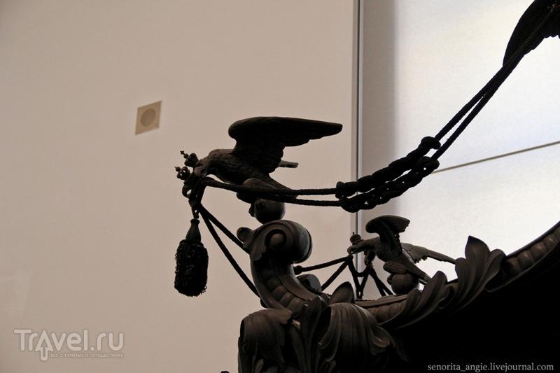 Ну что, красотка, поехали кататься на императорских каретах? / Австрия