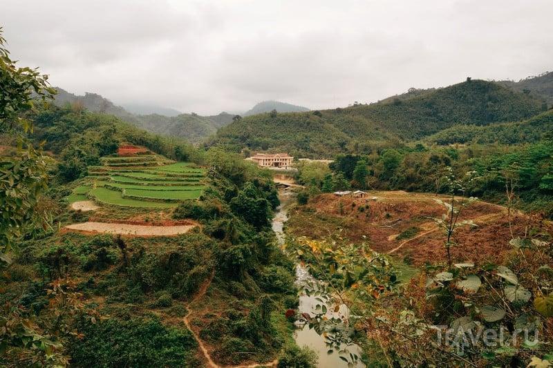 Лаосские джунгли. Дикарем по Азии / Вьетнам