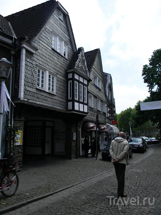 Кеттвиг. Непарадная средневековая Германия / Фото из Германии