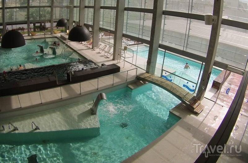 Бассейн Aquum Spa&Club в Ла-Пинеде