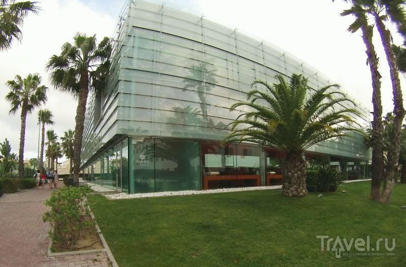 Aquum Spa&Club в Ла-Пинеде