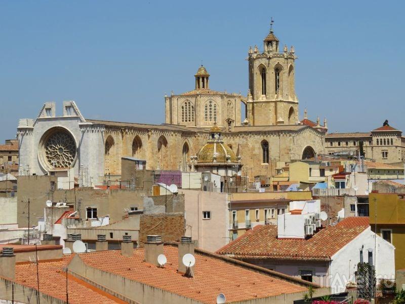 Крыши Таррагоны