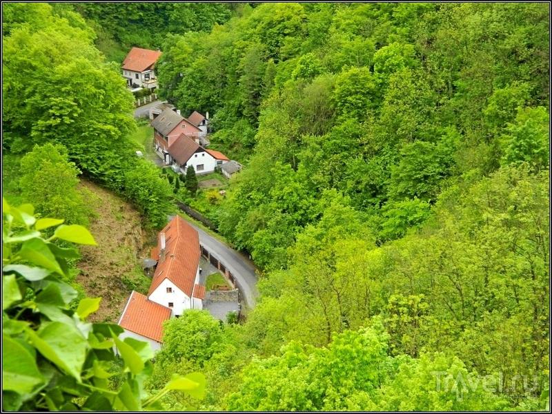 Карлштейн, Чехия / Фото из Чехии