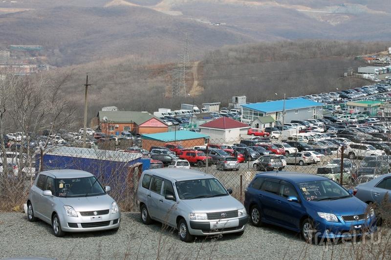 Владивосток. Зеленый угол / Россия