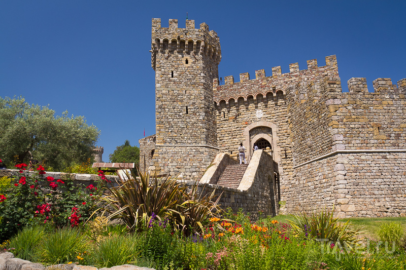 Калифорнийский замок любви / США