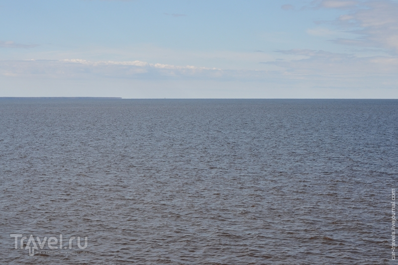 Онежское озеро и Вытегра / Россия