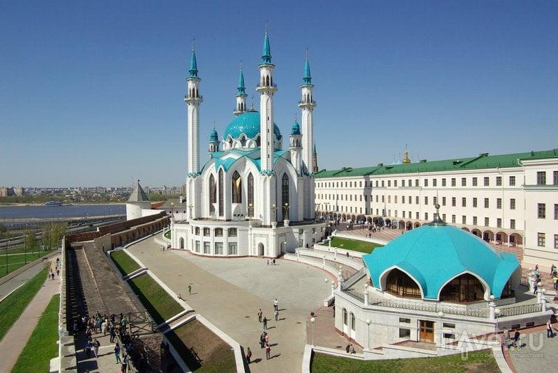 казанский. кремль фото