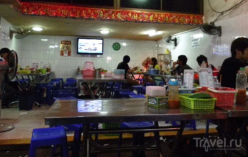 Устрицы в Пномпене / Камбоджа