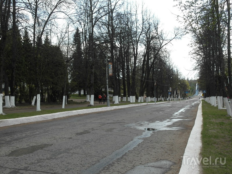 Боровичи - провинция с душой большого города / Россия