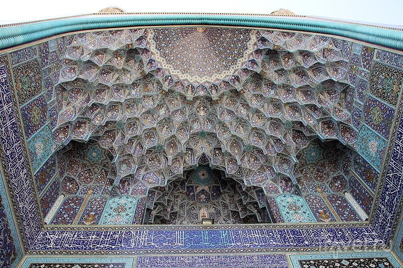 Трезвый взгляд на Иран. Исфахан / Иран