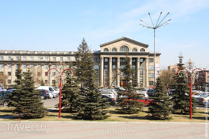 Фотопрогулка по Красноярску / Россия
