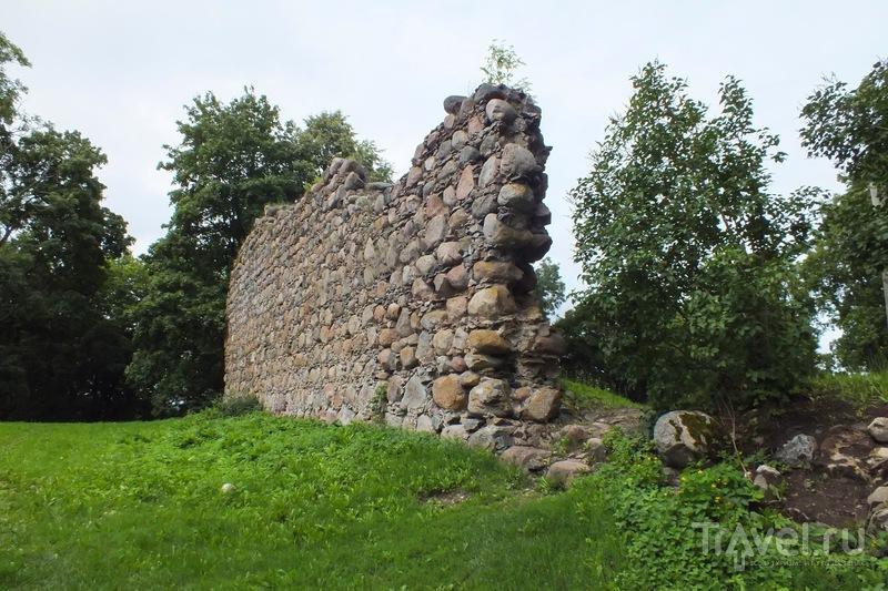 Замок в Дурбе (Durbe castle) / Латвия