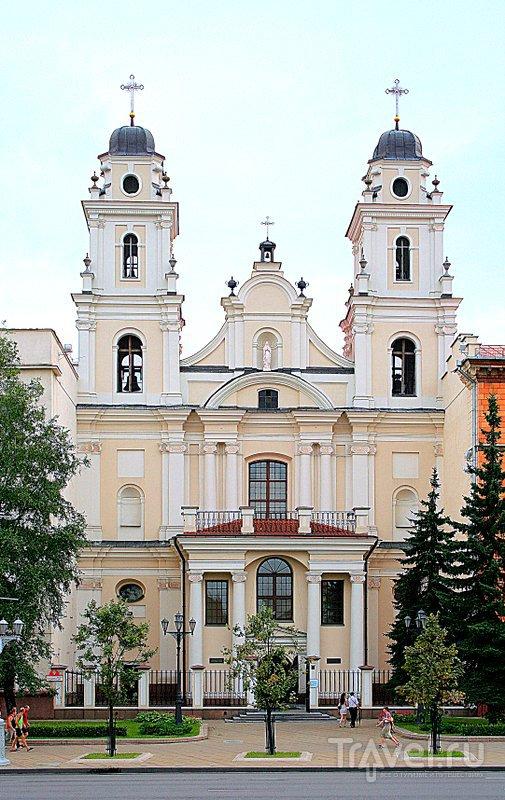 Собор был построен в начале XVIII века
