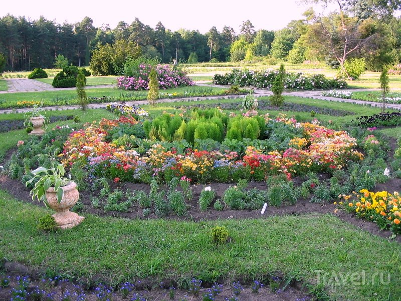 Минский ботанический сад является крупнейшим в Белоруссии