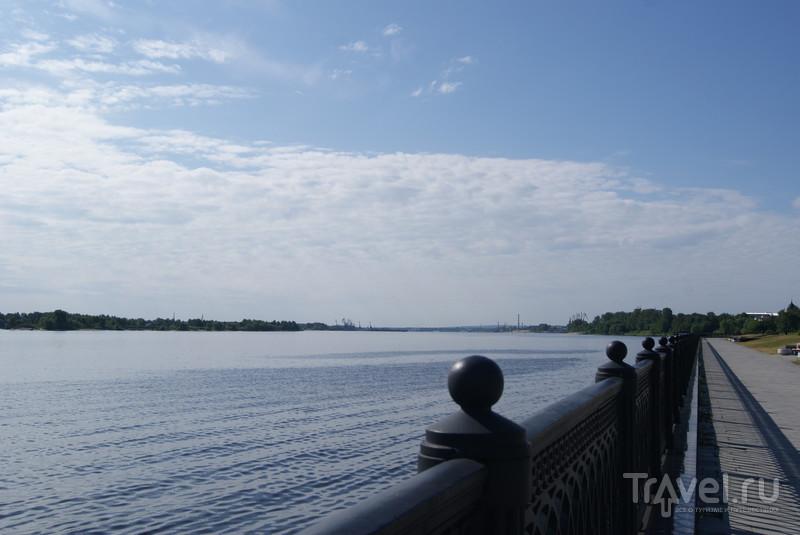 Ярославль, набережная / Россия