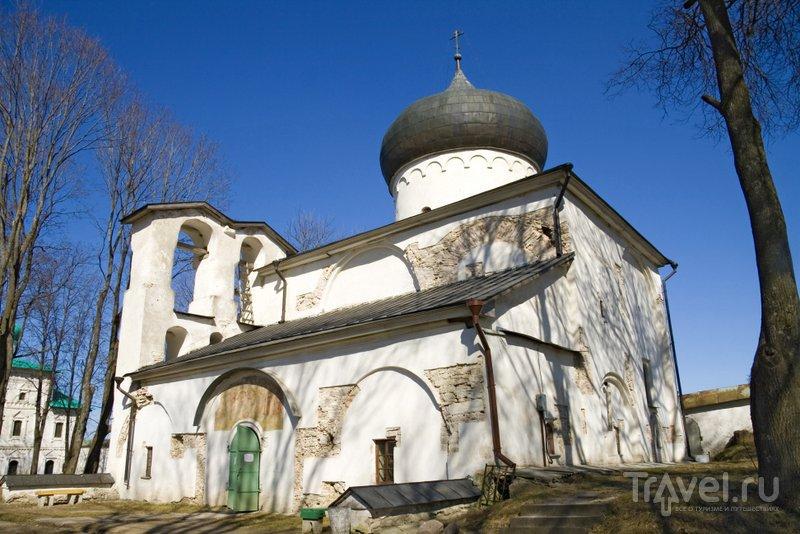 Спасо-Преображенский собор в Пскове