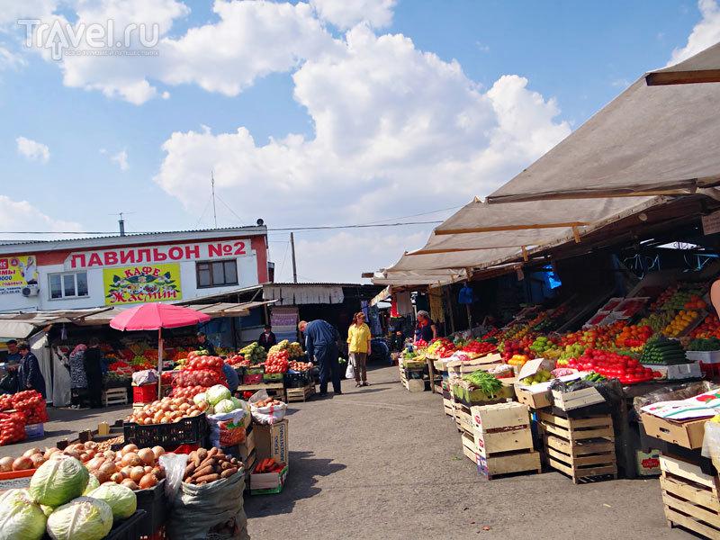Ленинск-Кузнецкий. Губернский рынок / Россия