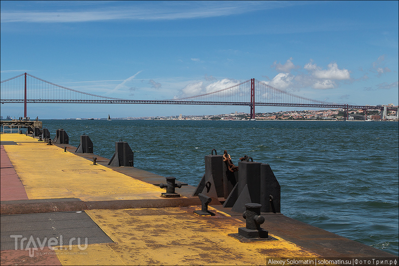 Статуя Христа в Лиссабоне. Как добраться? / Португалия