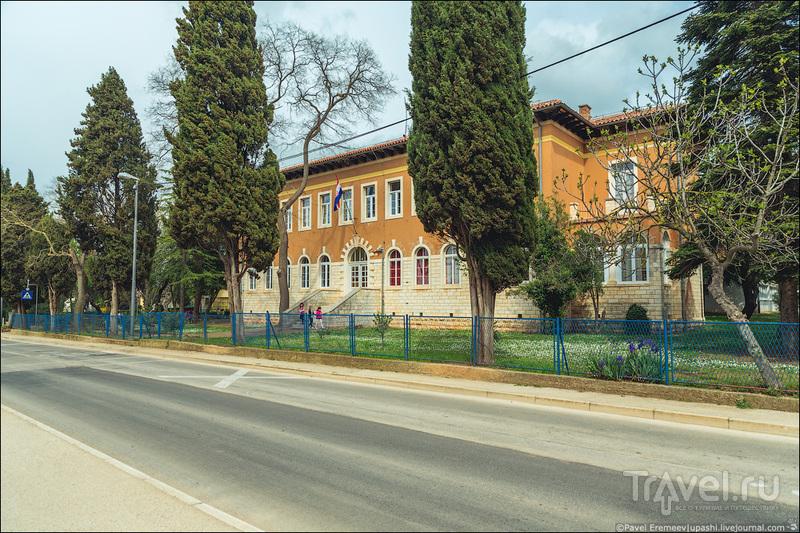 Фажана. Хорватия. Приветствие / Хорватия