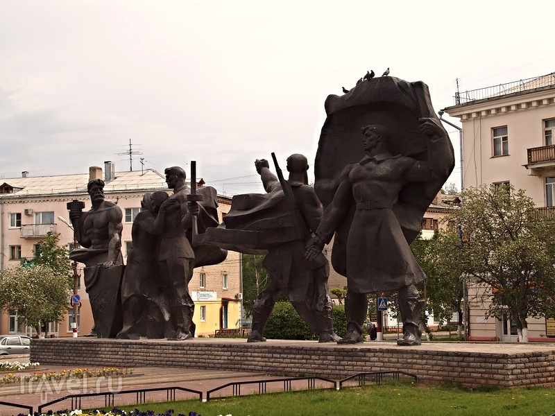 Прокатиться до Бора / Россия