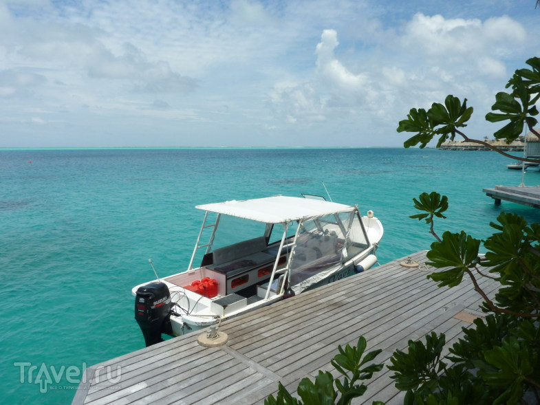 Таити, Бора - Бора / Французская Полинезия