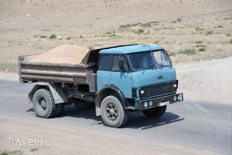 По дорогам Киргизии / Киргизия