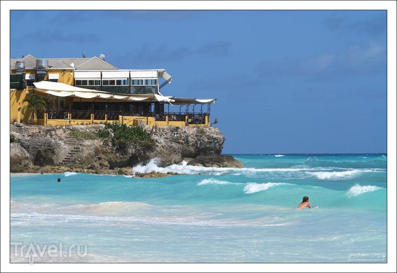 Барбадос: на передовой Атлантики / Барбадос