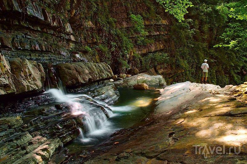 Змейковские водопады никогда не пересыхают