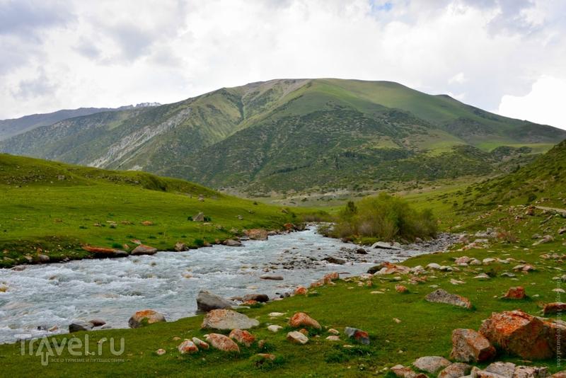 Нарастающее притяжение Григорьевского ущелья / Фото из Киргизии