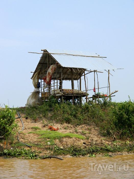Камбоджа: жизнь на сваях, жизнь на воде, и как сделать кубики на прессе без спортзала / Камбоджа