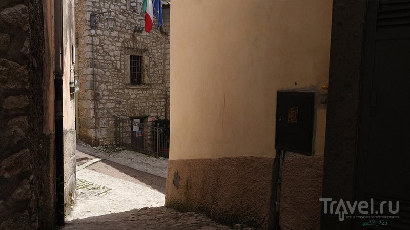 Два облика Фумоне / Италия