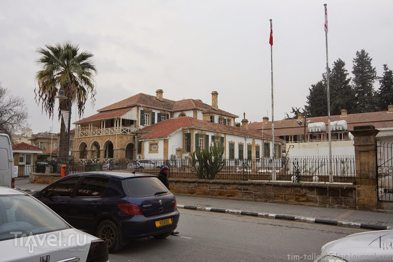 Лефкоша-Никосия... / Кипр