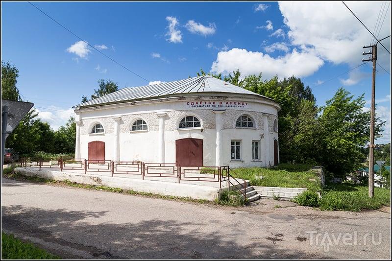 Старица: город, остановивший время / Фото из России